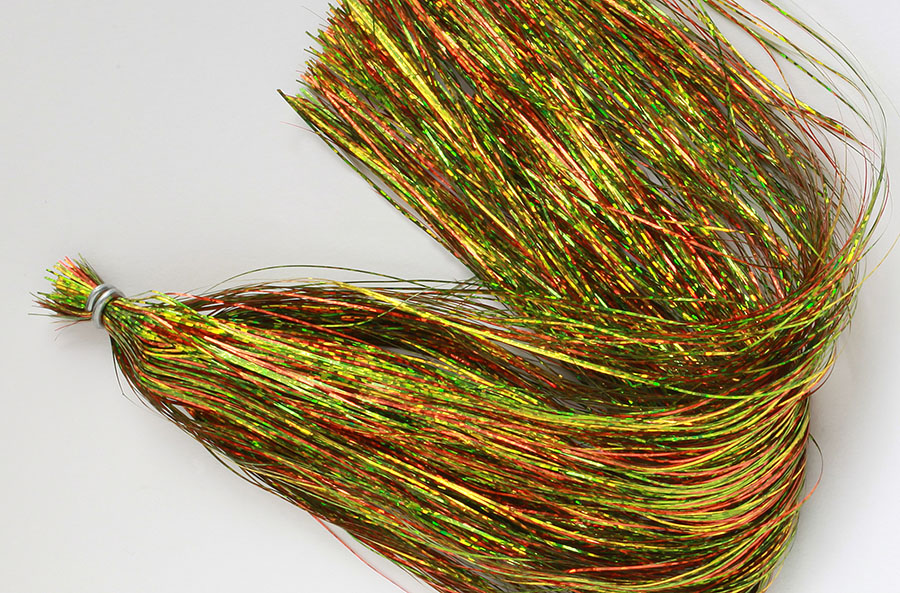 Flashabou holographic 6943 fire tiger